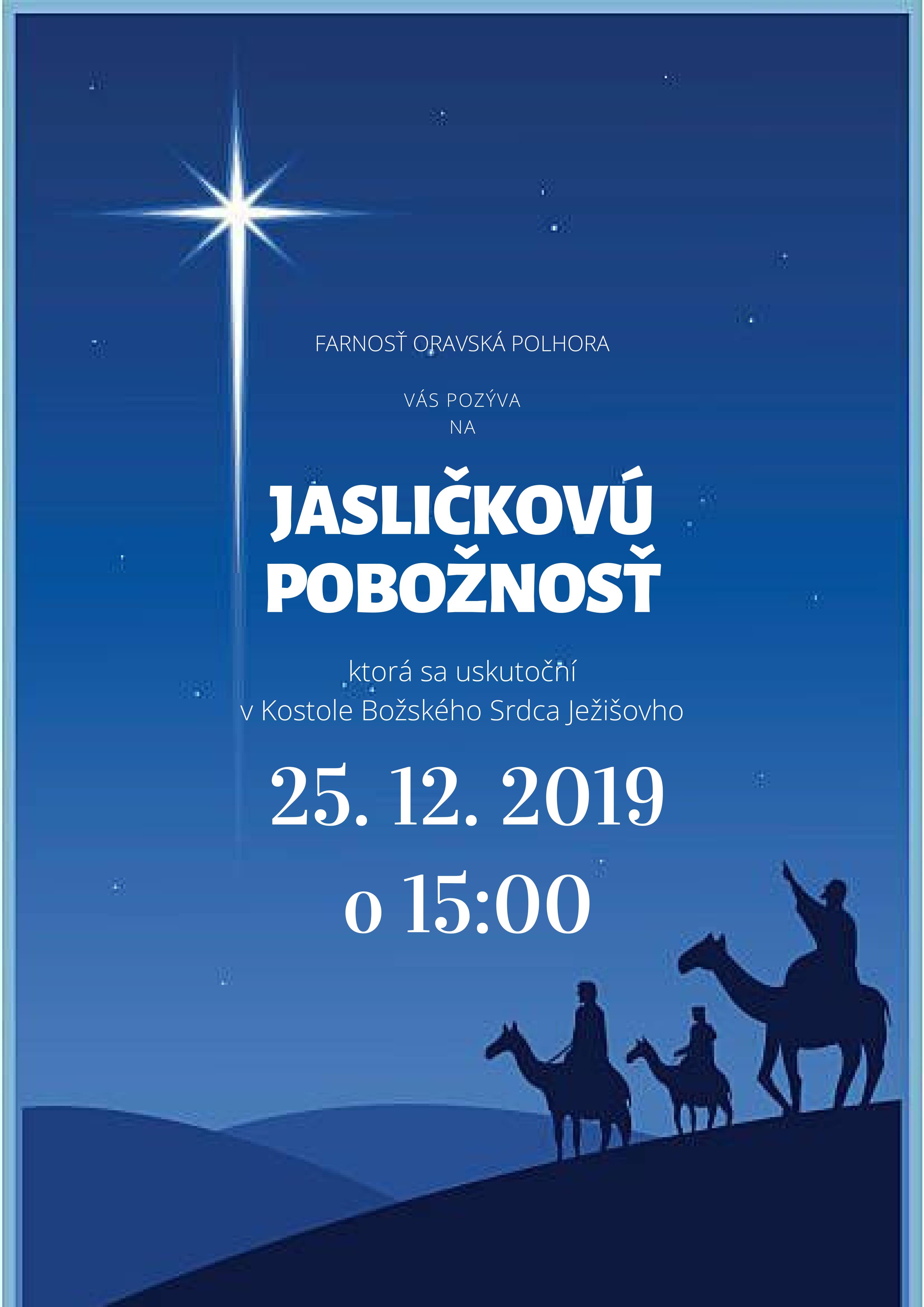 Plagát jasličková 2019-1